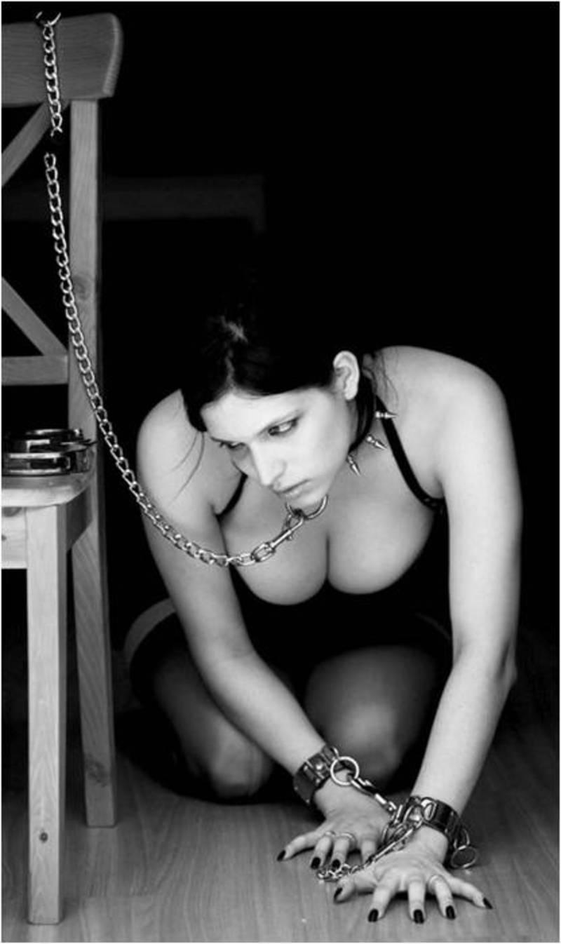 Рабыня чёрных сучек 19 фотография